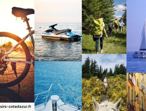 Top 7 des activités à réaliser en Extérieur à Menton en 2021